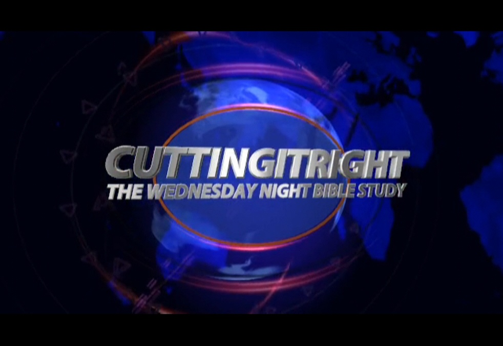 Cutting It Right - show cover
