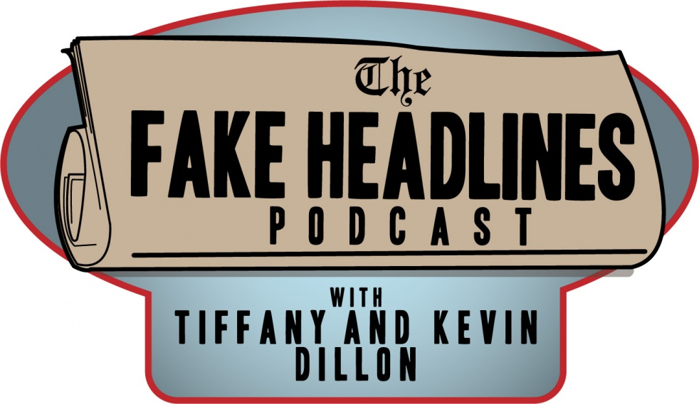 Fake Headlines Podcast - Cover Image