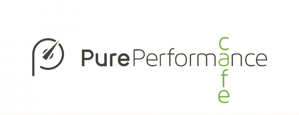PurePerformance Cafe - Cover Image