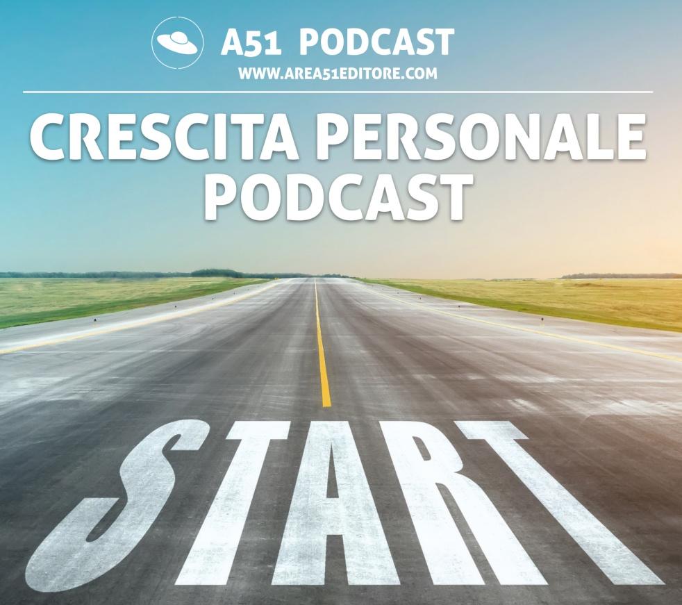 A51 Crescita personale podcast - immagine di copertina