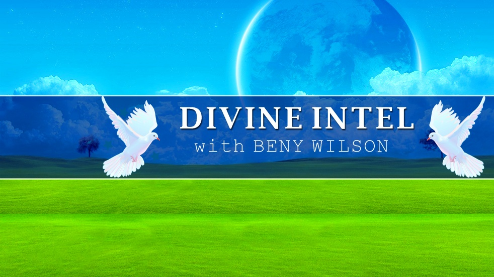 DIVINE INTEL WITH BENY WILSON - show cover