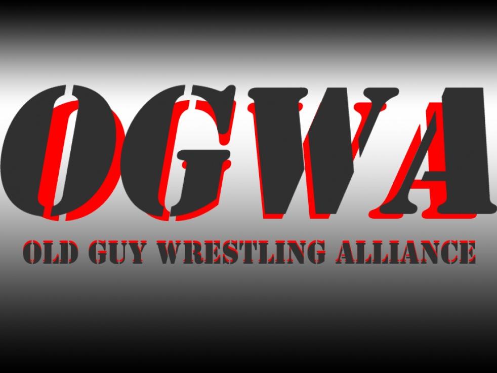 Old Guy Wrestling Alliance - imagen de show de portada