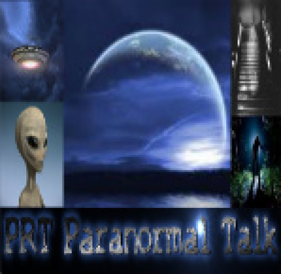 PRT Paranormal Talk - show cover