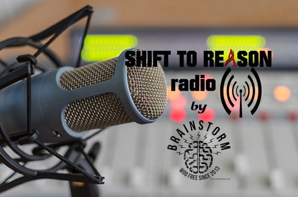 Shift To Reason radio - show cover