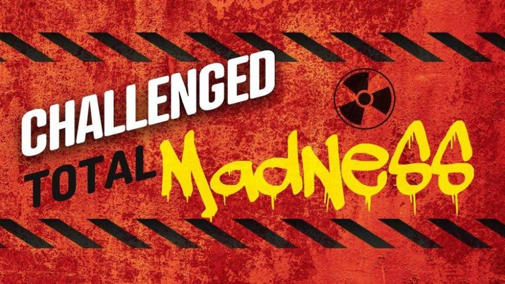 Challenged: Covering MTV's The Challenge - immagine di copertina