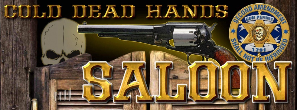 Cold Dead Hands Saloon - show cover