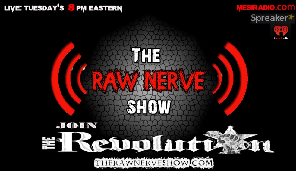 The Raw Nerve Show - immagine di copertina dello show