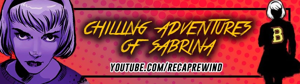 Chilling Adventures of Sabrina - show cover