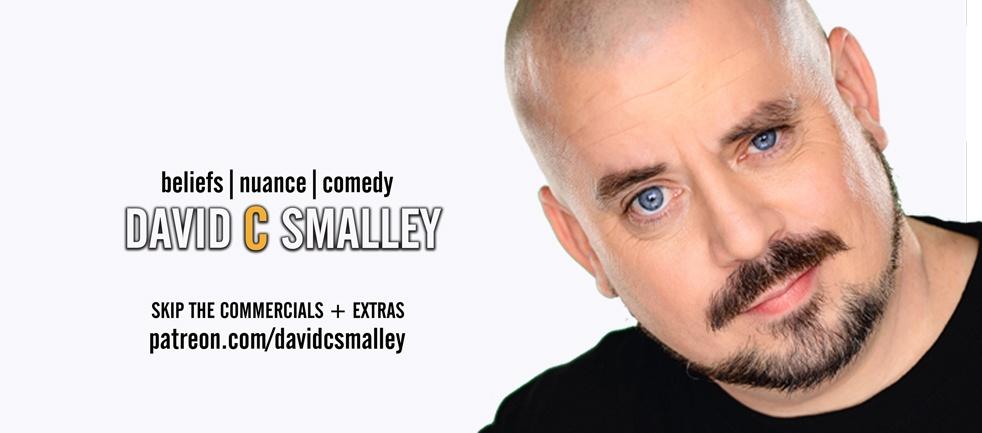 David C. Smalley - imagen de portada