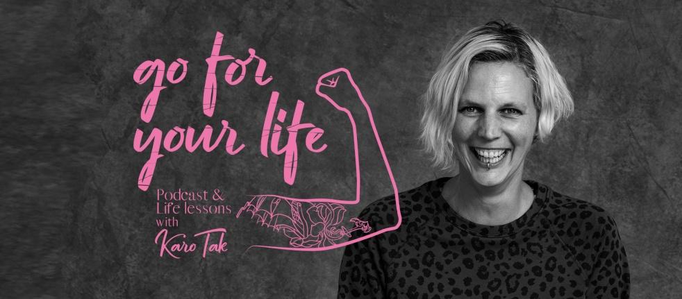 Go for your life. - immagine di copertina