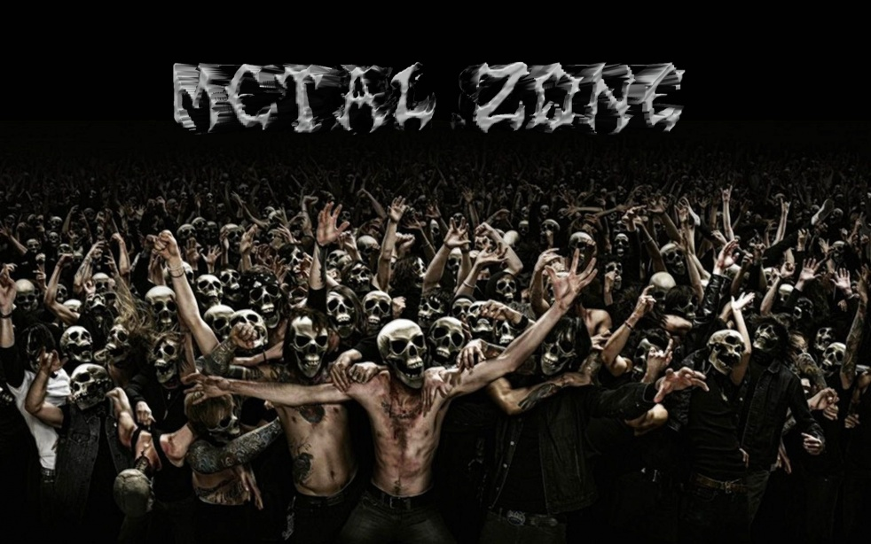 Metal Zone - show cover