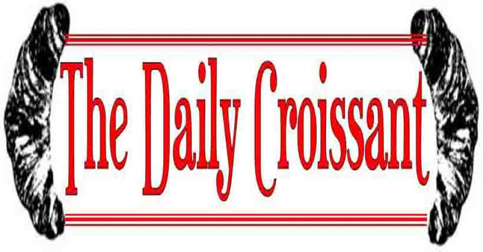 THE DAILY CROISSANT - show cover