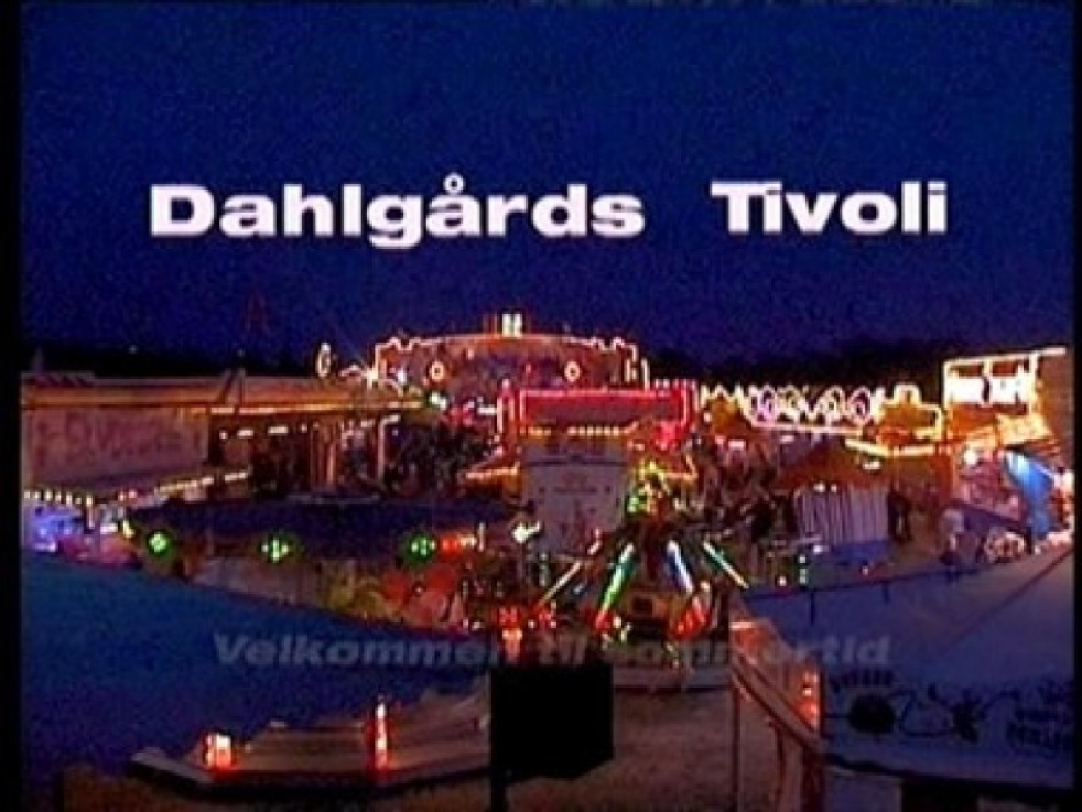 Dahlgårds Tivoli Podcast - Cover Image