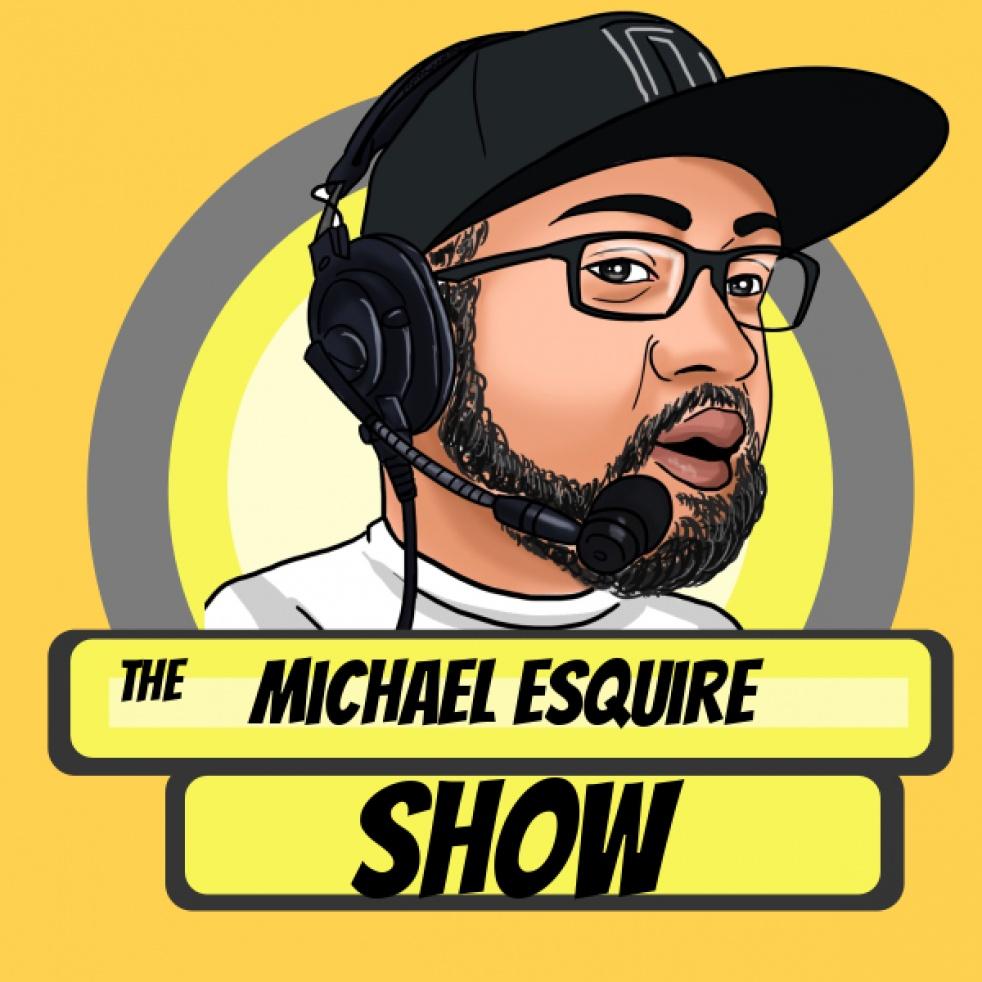 The Michael Esquire Show - immagine di copertina dello show