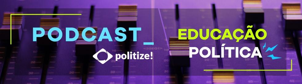 Educação política - Politize! - show cover