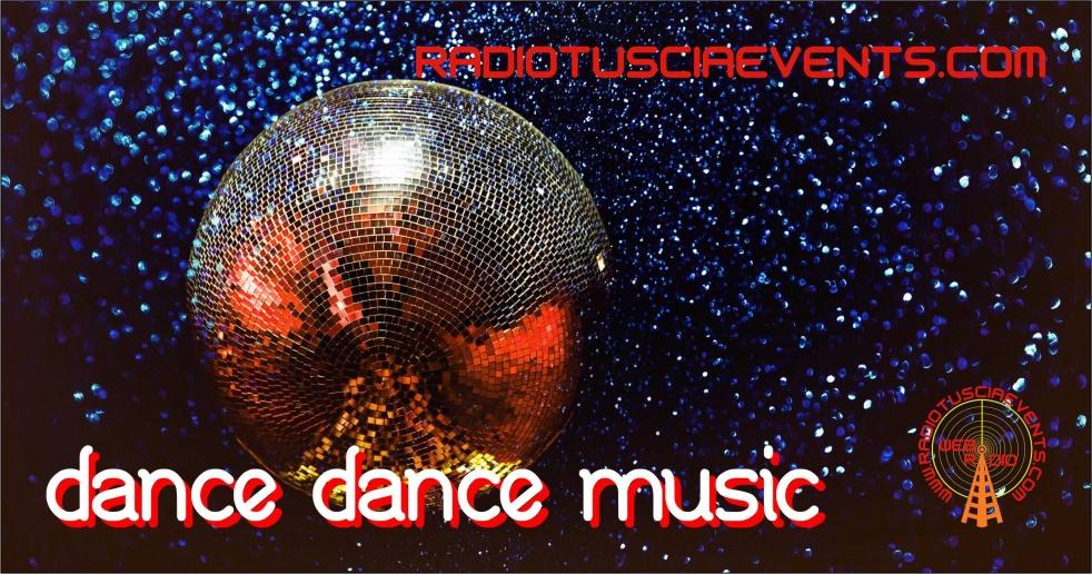 Dance Dance Music - imagen de show de portada