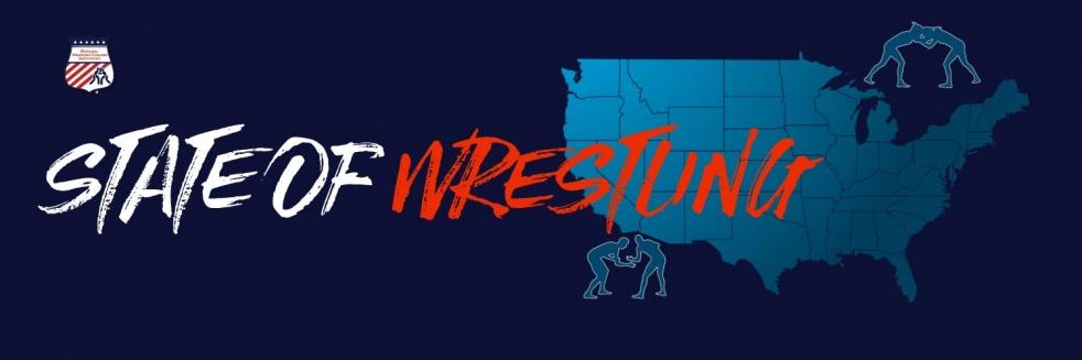 State of Wrestling by the NWCA - imagen de portada