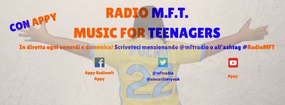 Radio Music For Teenagers - show cover