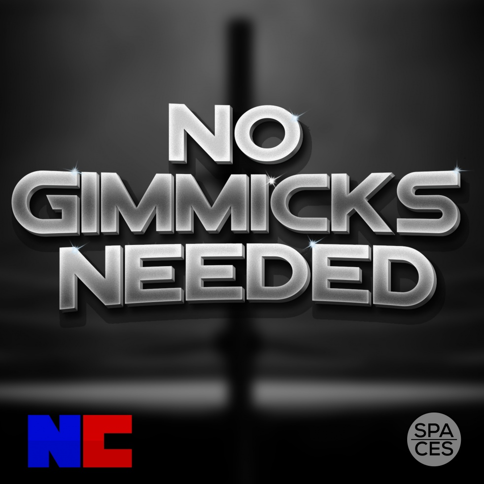 No Gimmicks Needed - Cover Image