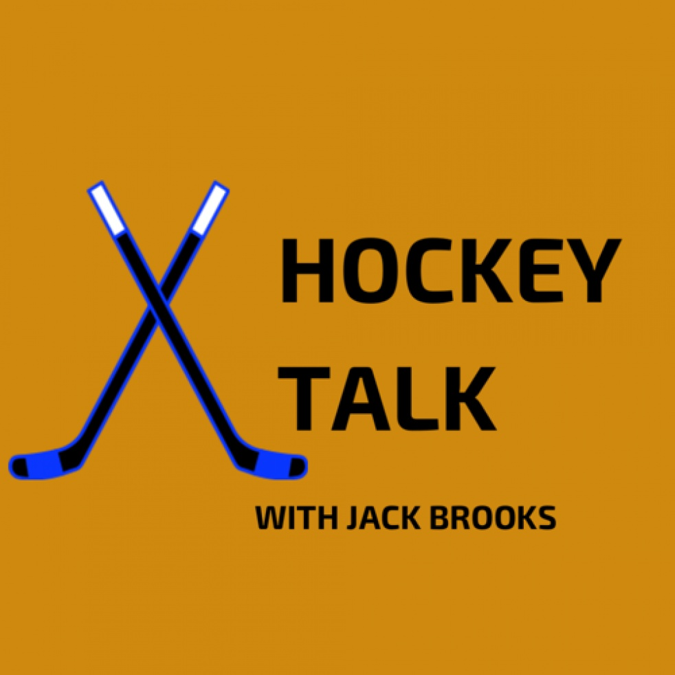 Hockey Talk - Cover Image