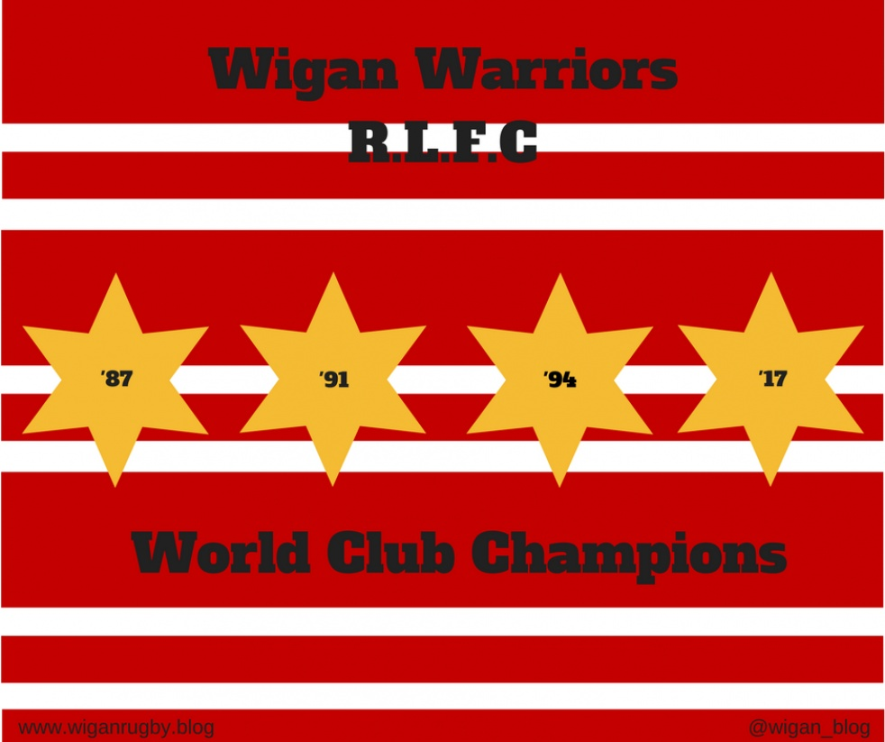 Wigan Fan TV Podcast Rugby League - show cover