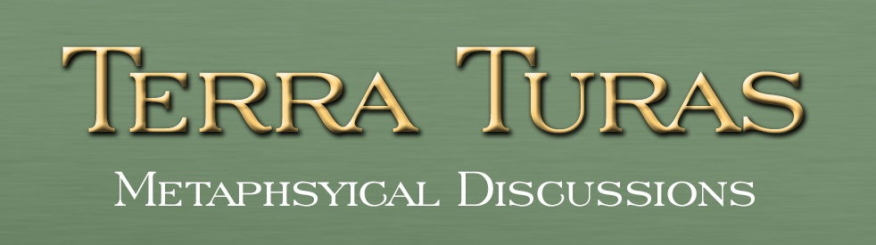 Terra Turas - Metaphysical Conversations - show cover