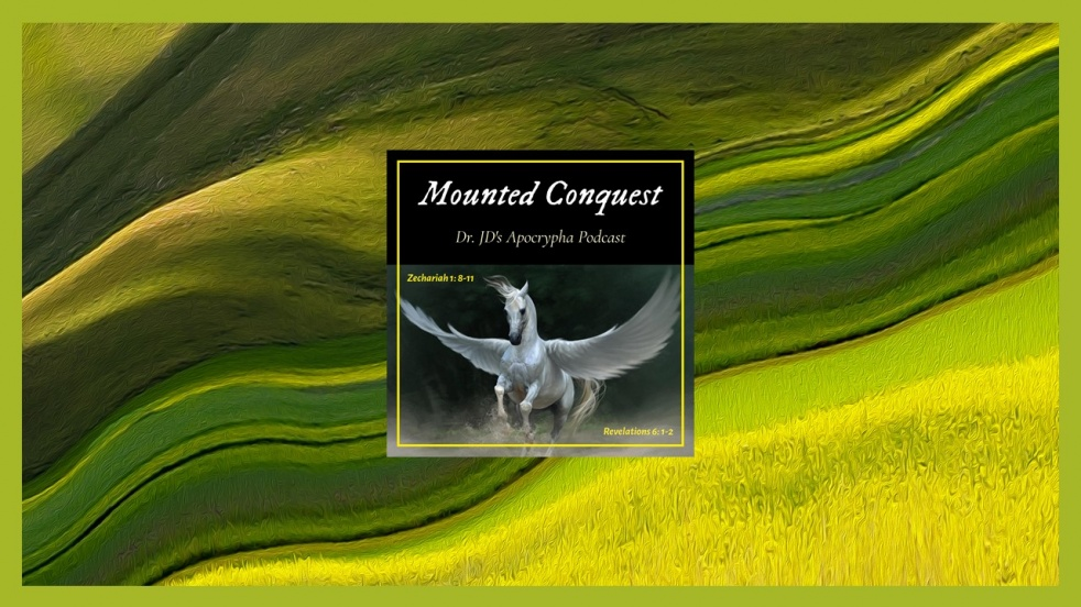 Mounted Conquest - Cover Image
