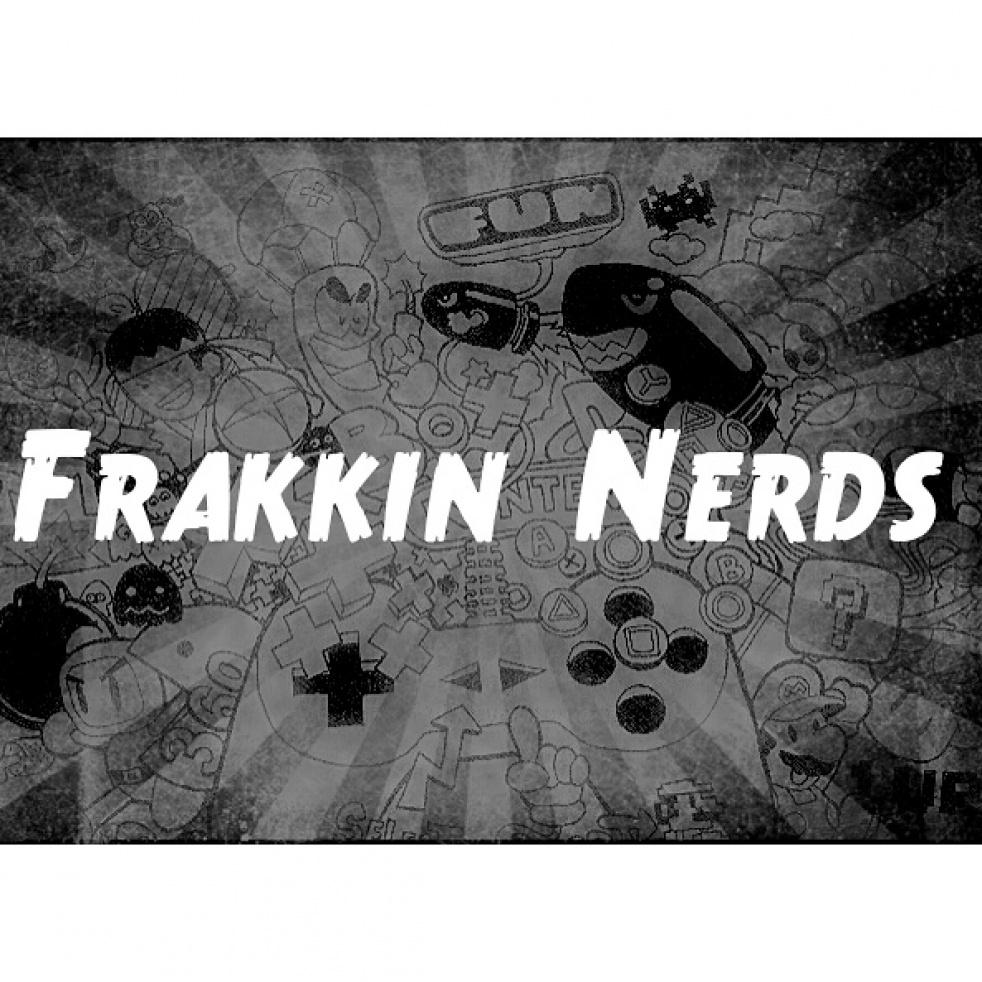 Frakkin Nerds - imagen de show de portada