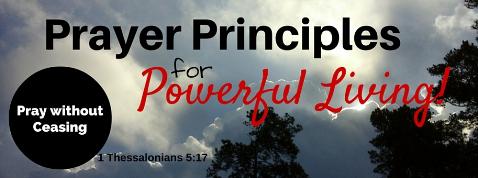 Powerful Prayer Principles Podcast - imagen de show de portada