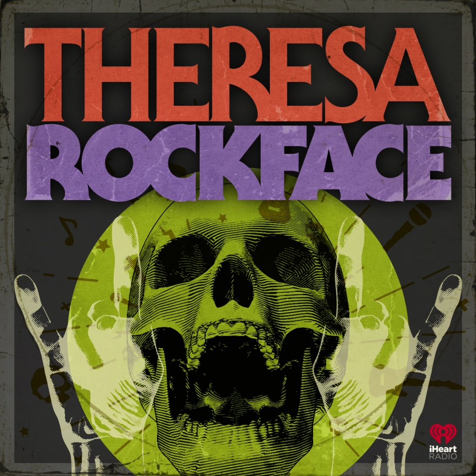 TheresaRockface - show cover