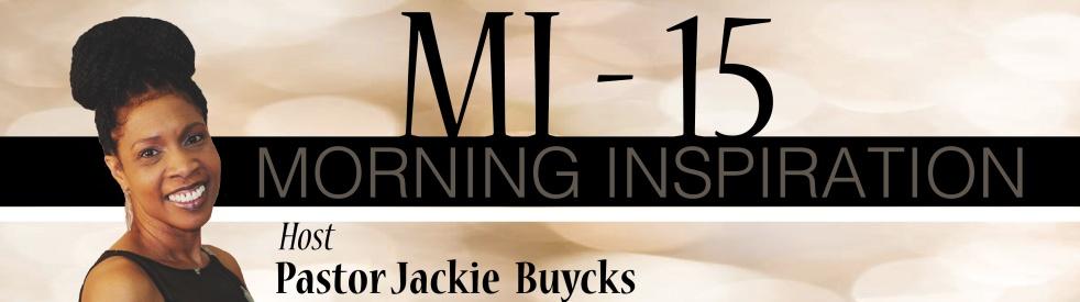 MI-15 Inspiration w/Pastor Jackie Buycks - immagine di copertina