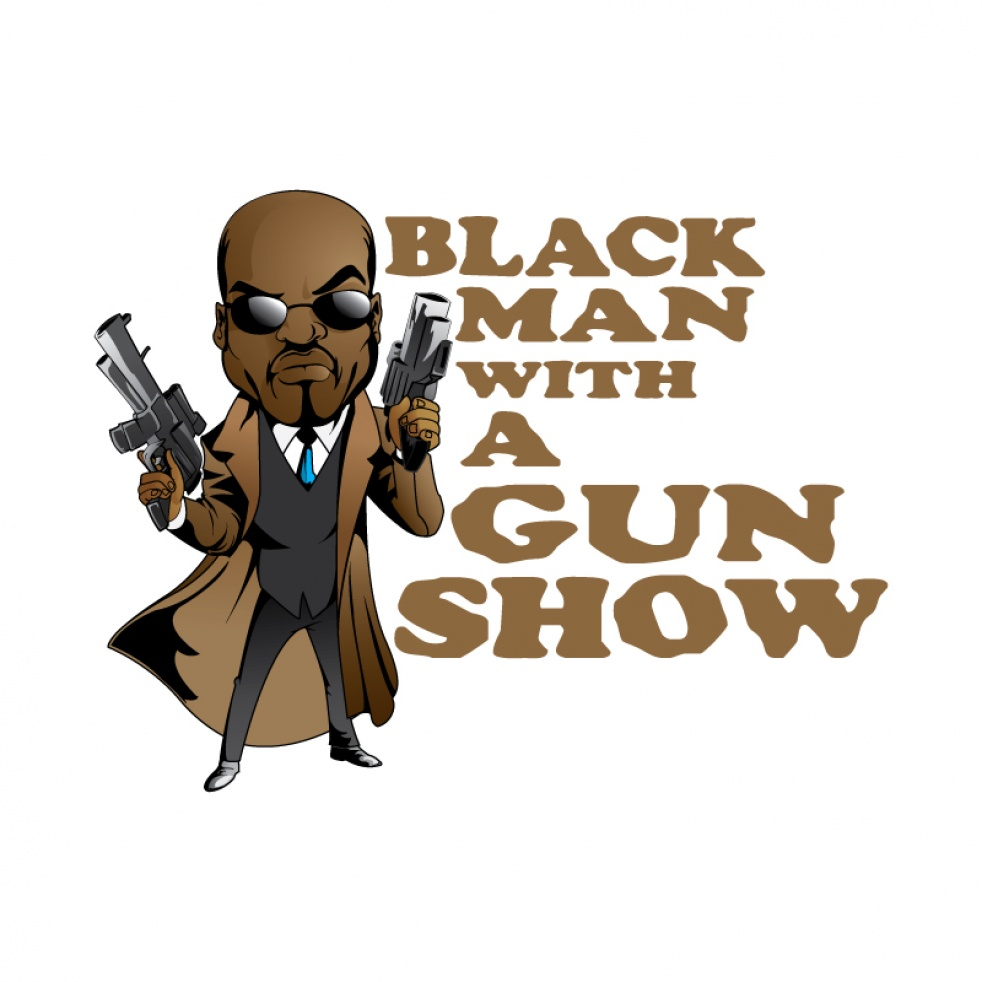 Black Man With A Gun Show - show cover
