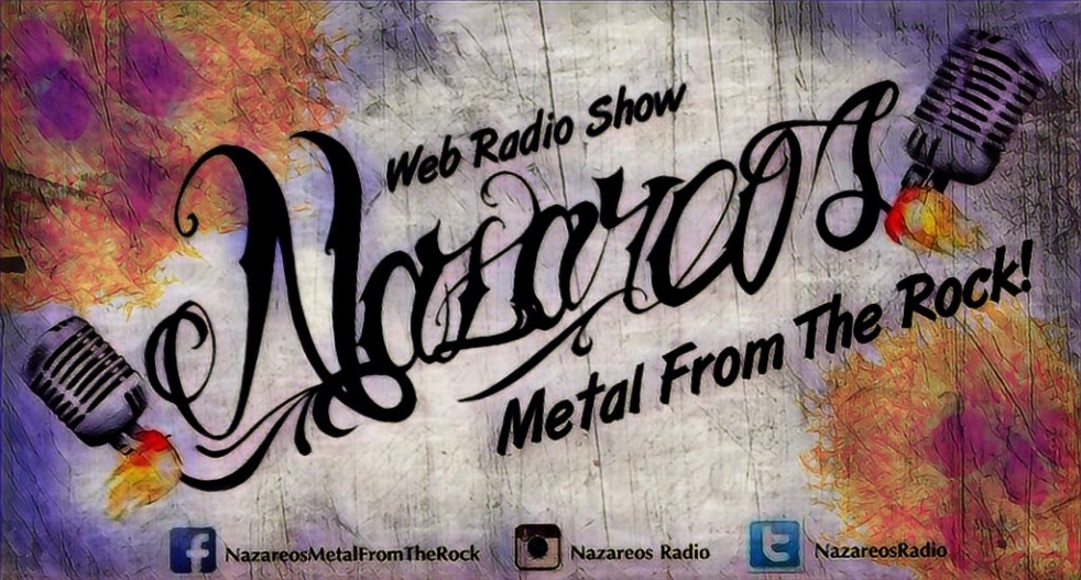 Nazareos - Metal from the Rock! - show cover