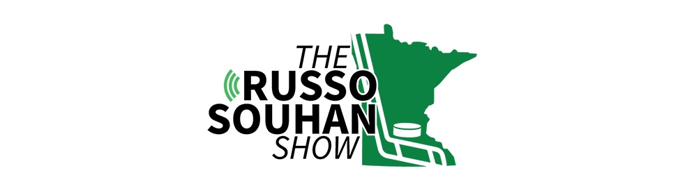 The Russo-Souhan Show - Minnesota Wild - show cover