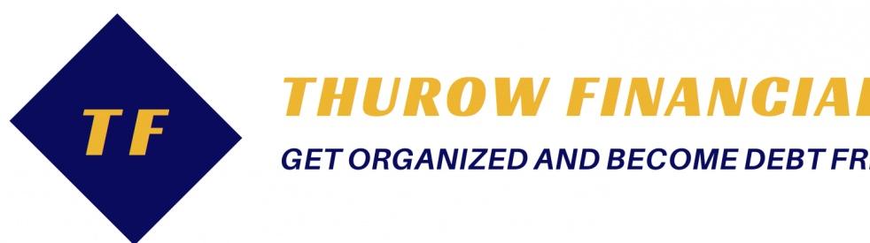 Thurow Financial - show cover