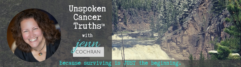 Unspoken Cancer Truths™ - Cover Image