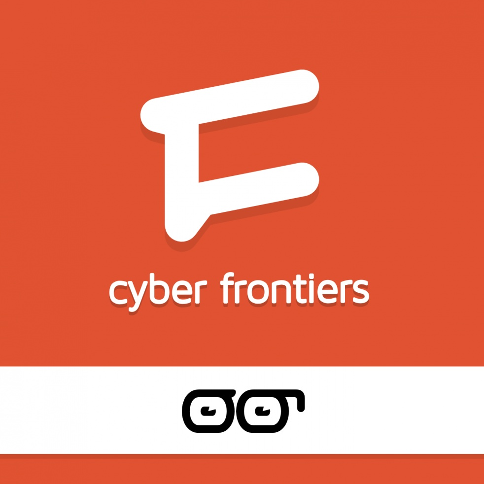 Cyber Frontiers - show cover