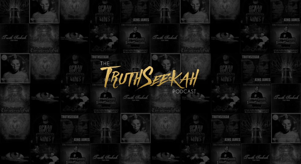 The TruthSeekah Podcast - show cover
