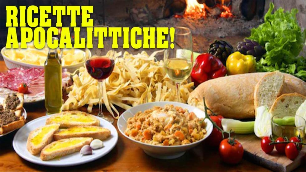 RICETTE APOCALITTICHE! - Cover Image