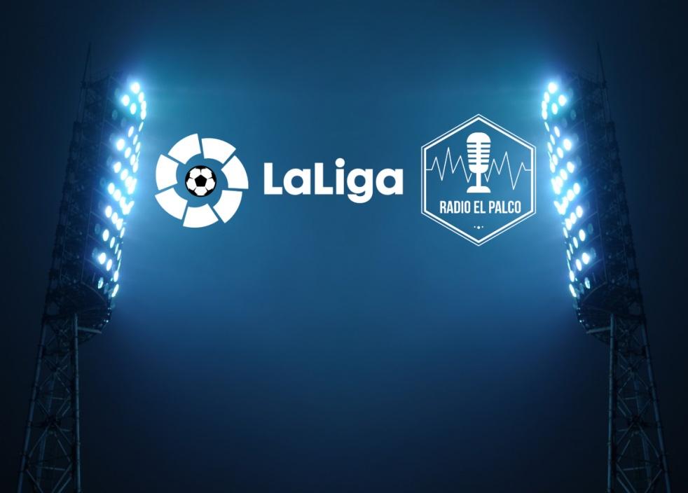 Liga Española 2018-19 - imagen de show de portada
