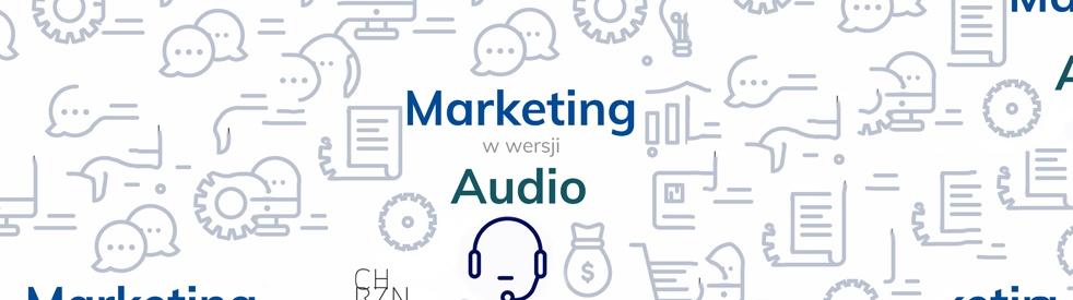 Marketing w Wersji Audio - Cover Image