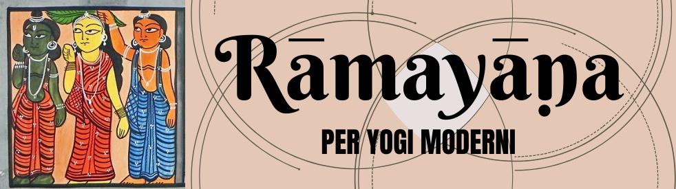 Ramayana per Yogi moderni - Cover Image
