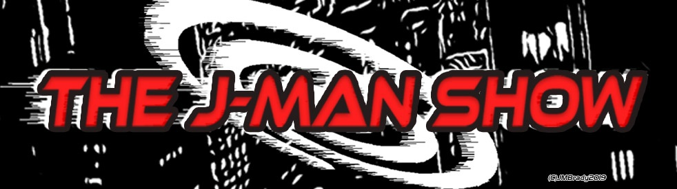The J-Man Show - Cover Image