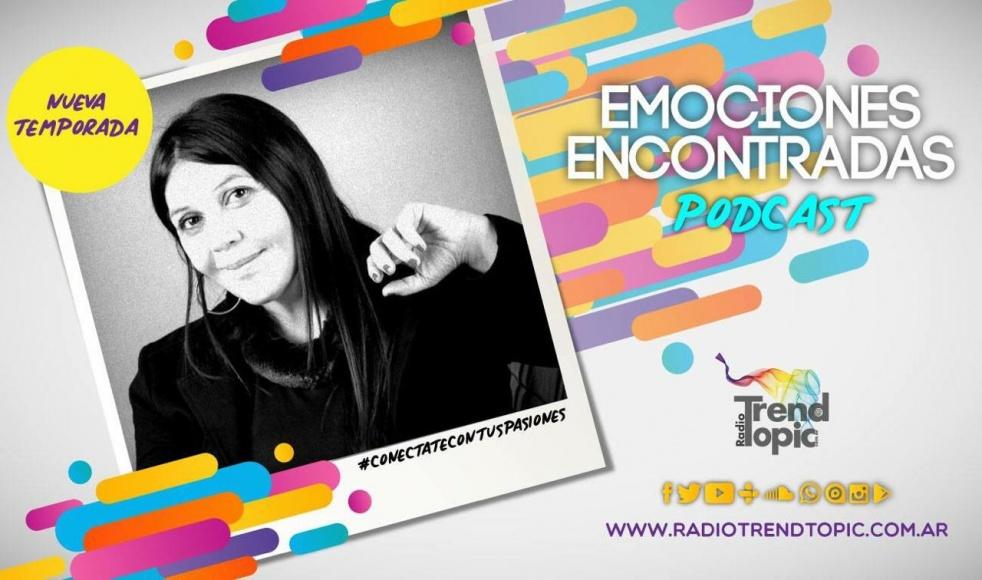 Emociones Encontradas -Radio Trend Topic - imagen de show de portada