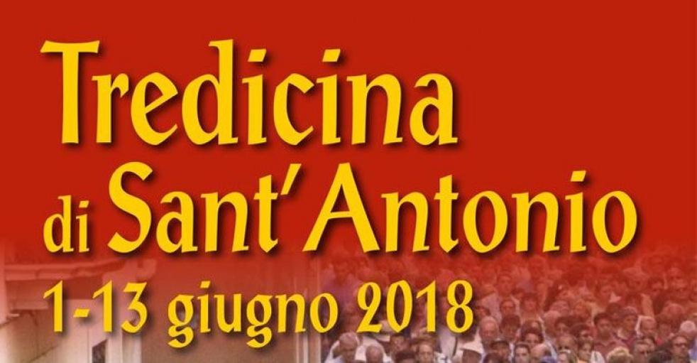 Tredicina S.Antonio 2018 - imagen de show de portada