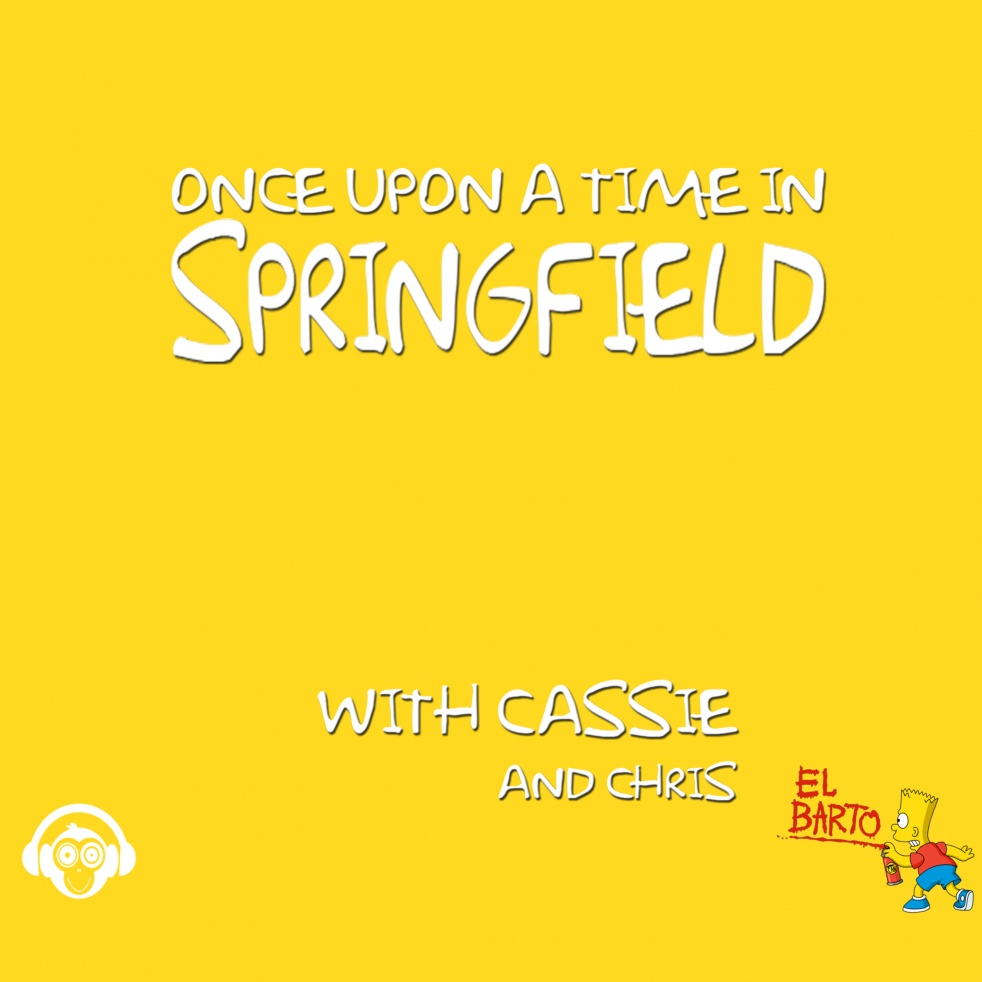 Once Upon a Time in Springfield! - Cover Image