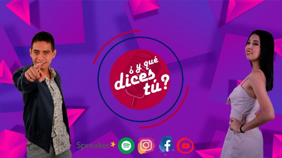 ¿Y QUÉ DICES TÚ? - immagine di copertina
