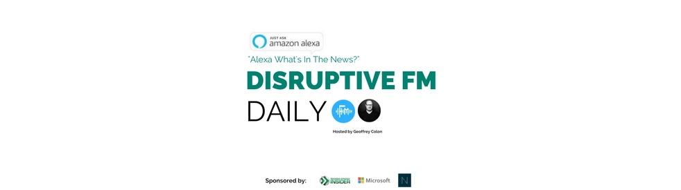 Disruptive FM - show cover