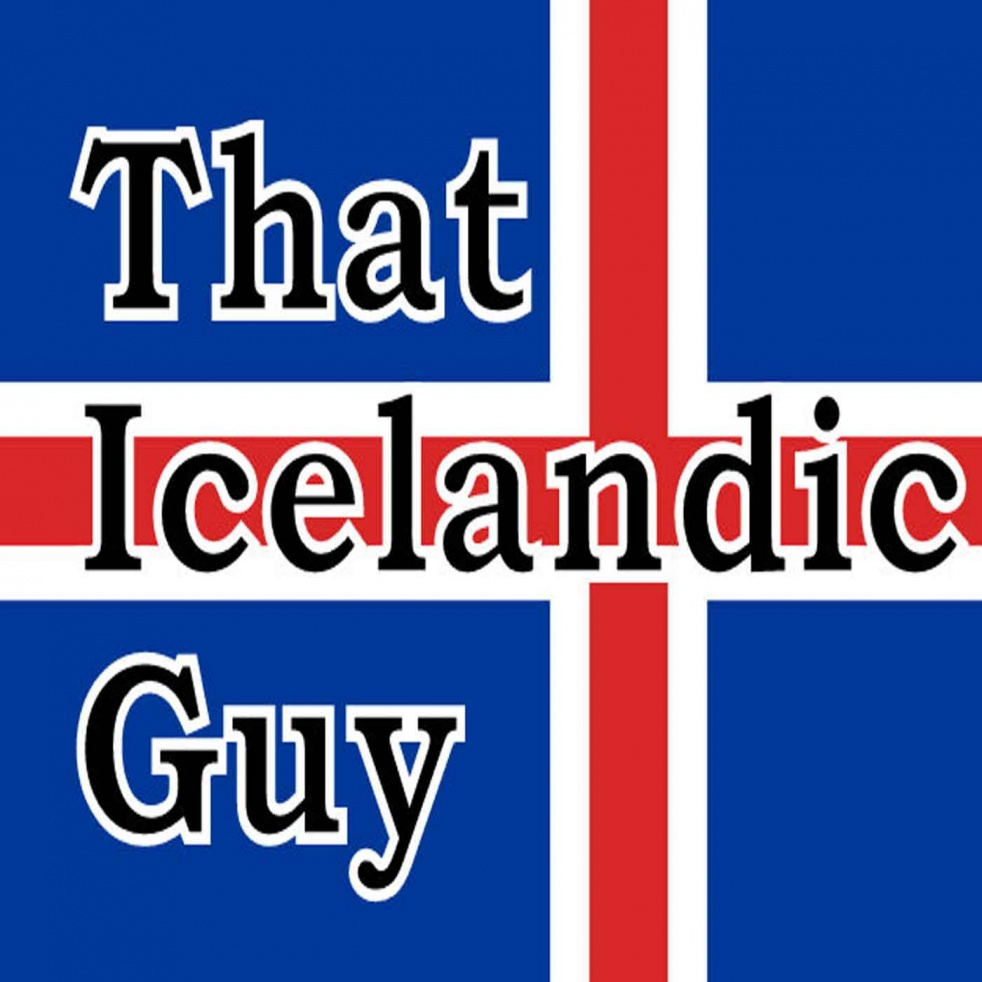 That Icelandic Guy - show cover