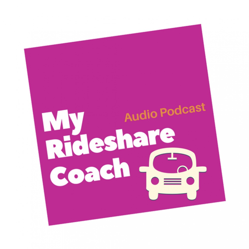 My Rideshare Coach - Cover Image